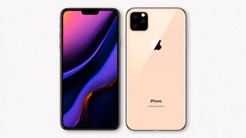 Apple lanzaría tres iPhones con tecnología 5G en 2020