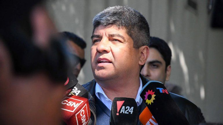 Moyano dijo que no apoyará una candidatura de Lavagna