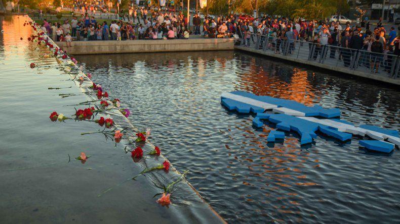 Neuquén rindió homenaje a los héroes de Malvinas