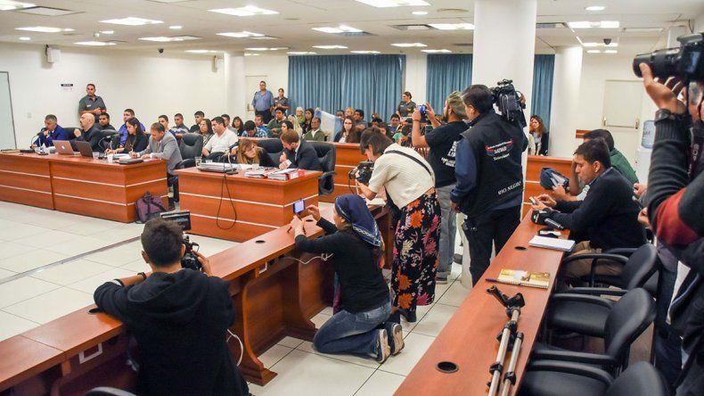 Con cuatro acusados, comenzó el juicio por la golpiza policial a Facundo Agüero