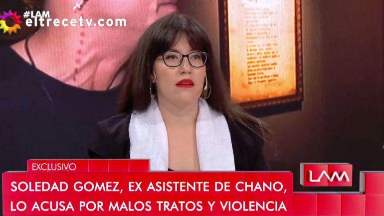 Chano: Con las mujeres era violento