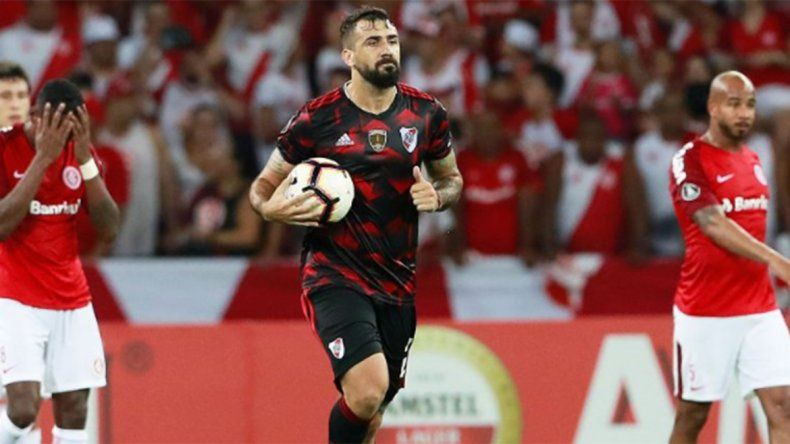 River sufrió en Porto Alegre pero le alcanzó para rescatar un empate