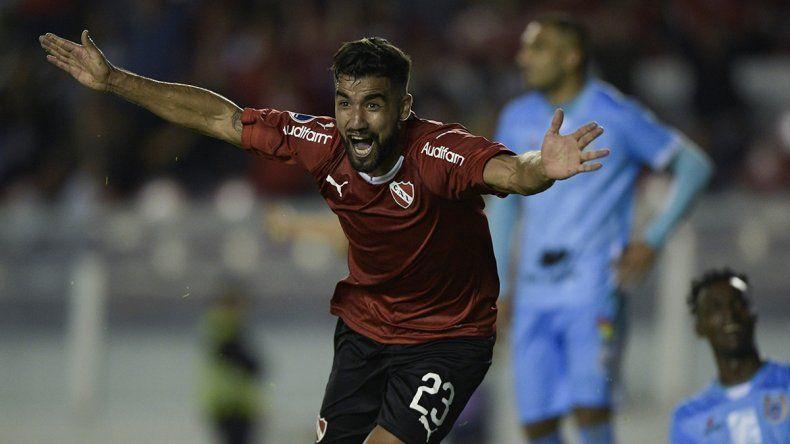 El Rey de Copas tuvo un gran debut en la Sudamericana