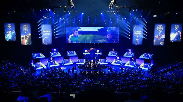 El equipo argentino para el mundial virtual de FIFA