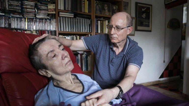 Liberaron  al hombre  que ayudó  a morir a  su esposa