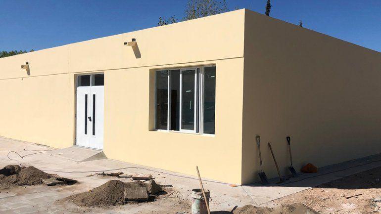 Escuela 67: obras de ampliaciones entran en la recta final