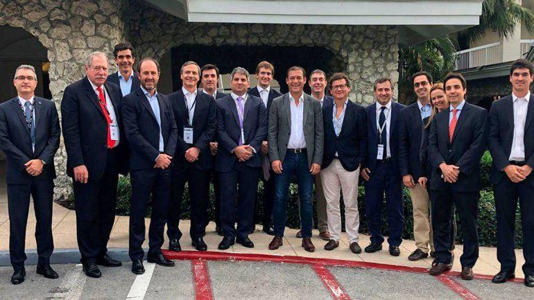 Gutiérrez convoca inversores internacionales en Estados Unidos