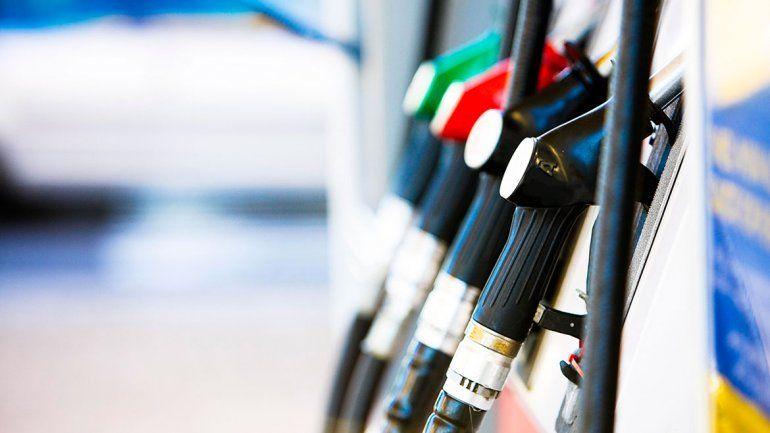 Las naftas y el tobogán de la suba con caída