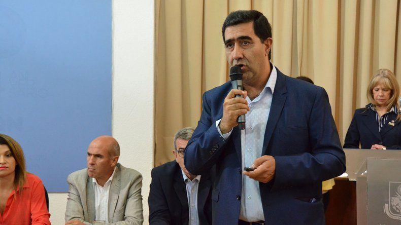 Artaza encabezará lista de concejales de Bermúdez