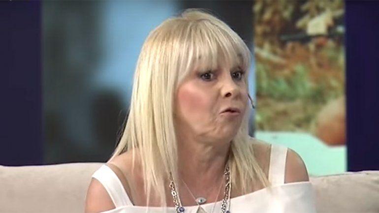 Claudia: Nunca pudimos sentarnos a hablar con Diego, las veces que lo intenté no pude