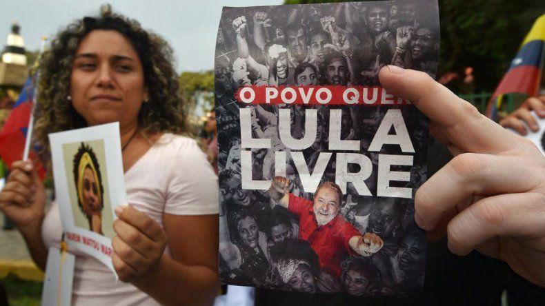 Un aliado de Lula advierte presión contra su liberación