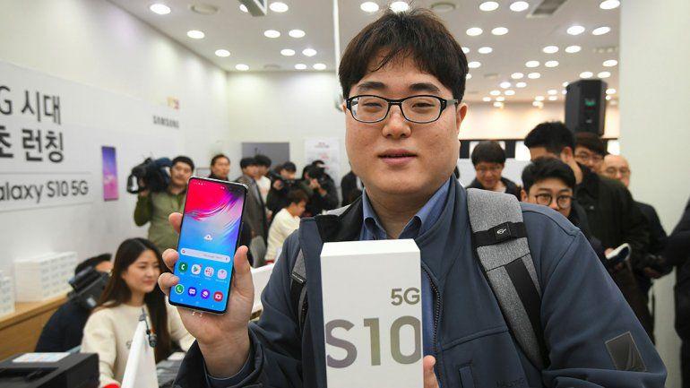 Revolución tecno: los surcoreanos hicieron debutar la red 5G