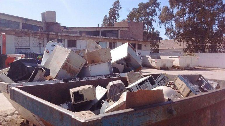 Planean hacer un cuarto depósito de basura pesada en el oeste