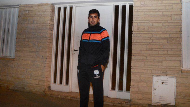 El árbitro que echó al futbolista que recordó a la Guerra de Malvinas: Me insultaron de todos lados