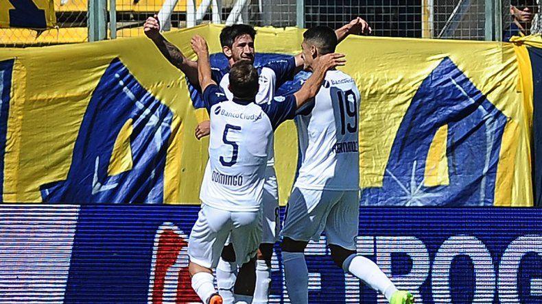 Independiente ganó en Rosario y clasificó a la Sudamericana