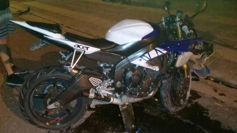 ¿Quiénes eran los jóvenes que fallecieron en el choque en moto en el centro neuquino?