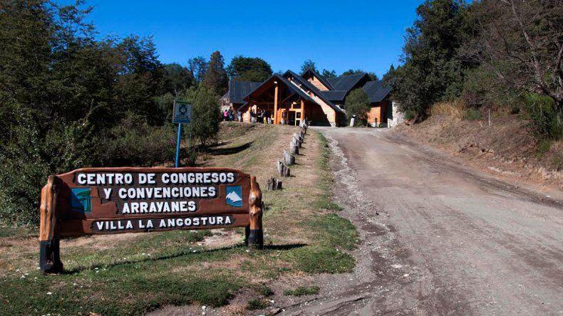 Empresarios del turismo mundial en La Angostura