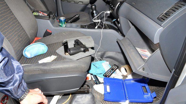 Zapala: lo detuvieron con cocaína y un arma de fuego