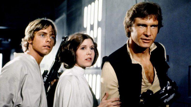 Disney registró las bebidas alcohólicas de Star Wars