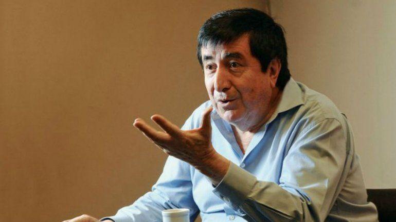 Rechaza a un vice radical y ve parejos a Macri y CFK