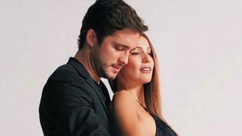 Un fuego: mirá el video de Pampita bailando tango con Luismi