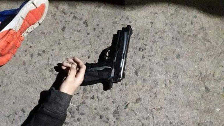Quiso asaltar un Uber y el chofer lo mató de un tiro