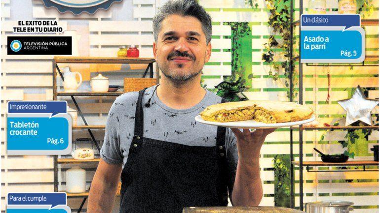 Cocineros Argentinos te enseña el sabor de lo tradicional