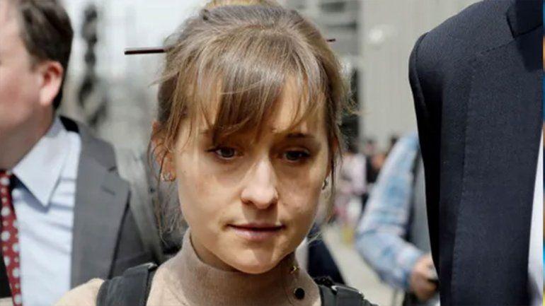 Allison Mack, de Smallville, se declaró culpable de reclutar a mujeres para una secta sexual