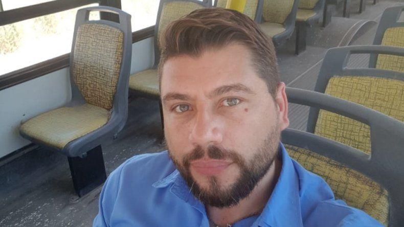 El chofer sancionado: Prefiero estar suspendido y no tener cargo de conciencia