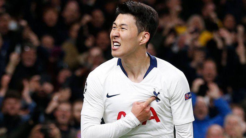 El Tottenham de Pochettino superó al City y sueña con la semifinal