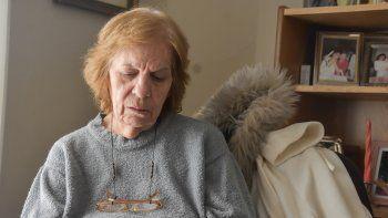 abuela: uno me dijo que  me iba a matar,  rece como nunca