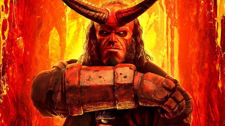 Hellboy regresa a la pantalla en su versión más brutal