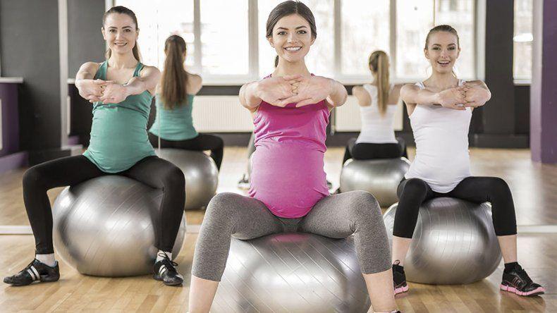 Un nuevo beneficio de hacer actividad física durante el embarazo