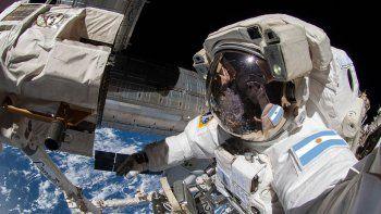 ya no es imposible que un argentino llegue al espacio