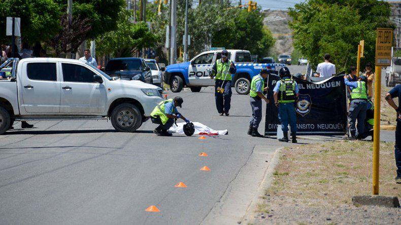 Las muertes por accidentes viales bajaron este año