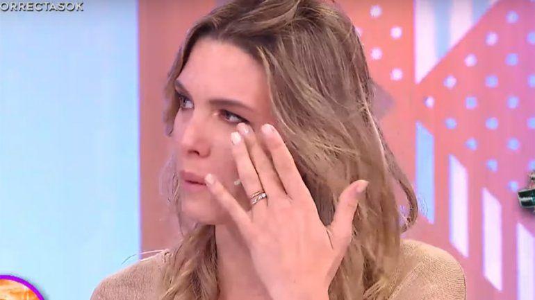 Con lágrimas en sus ojos, Sofía Zámolo contó sus experiencias paranormales