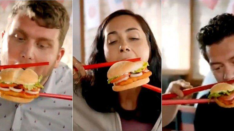 Burger King tuvo que retirar un aviso por racista