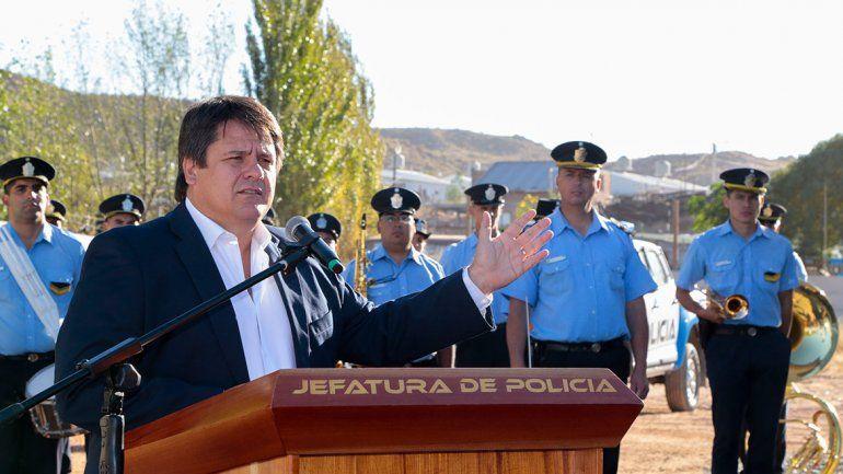 Valentina Norte  ya tiene una nueva sede policial
