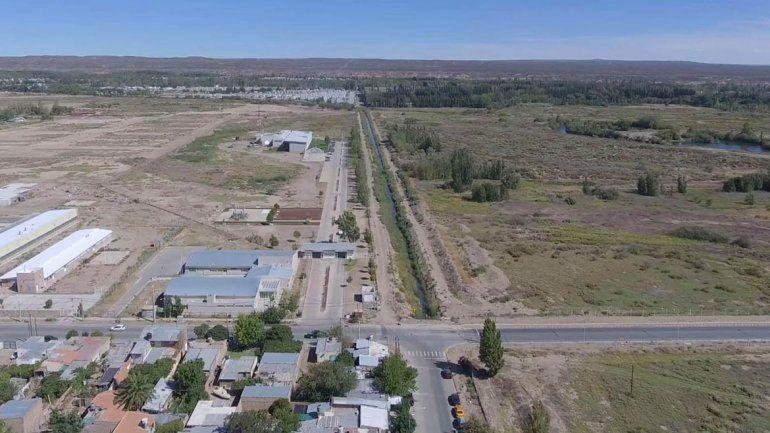 Reclaman que la Provincia mensure las 127 hectáreas