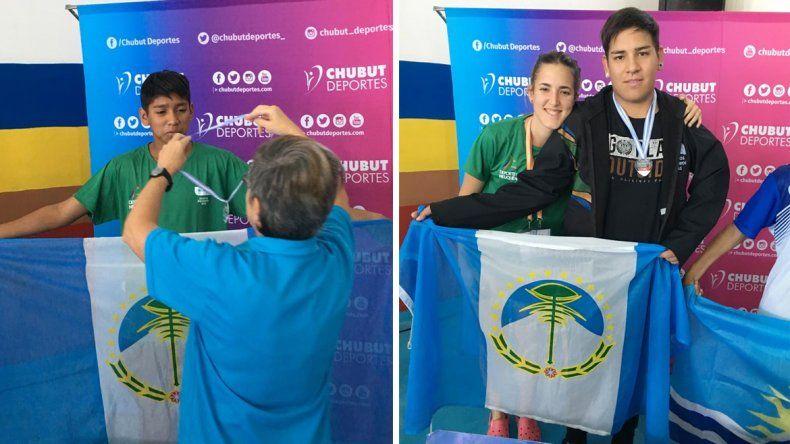 Atletas neuquinos hicieron podio en los Juegos Para Epade