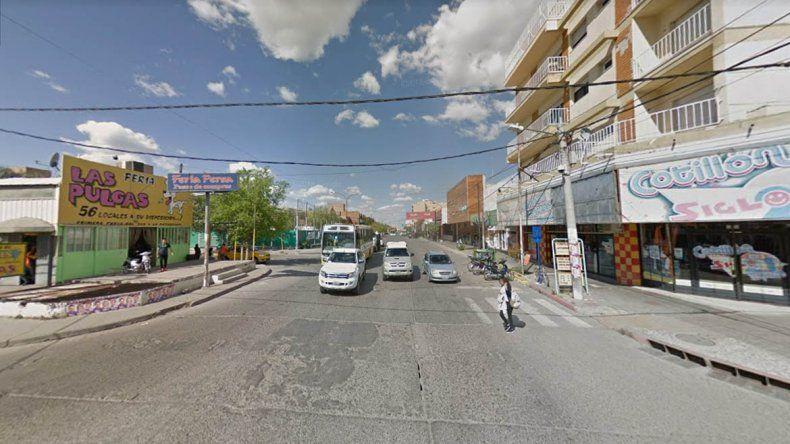 Una mujer fue atacada en El Bajo con una extraña sustancia