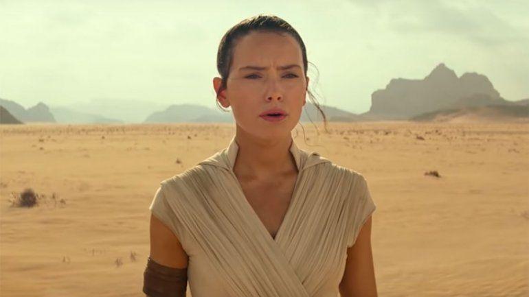 El episodio IX de Star Wars ya tiene tráiler y los fanáticos se comen las uñas