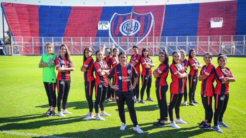 San Lorenzo, pionero en profesionalizar el fútbol femenino