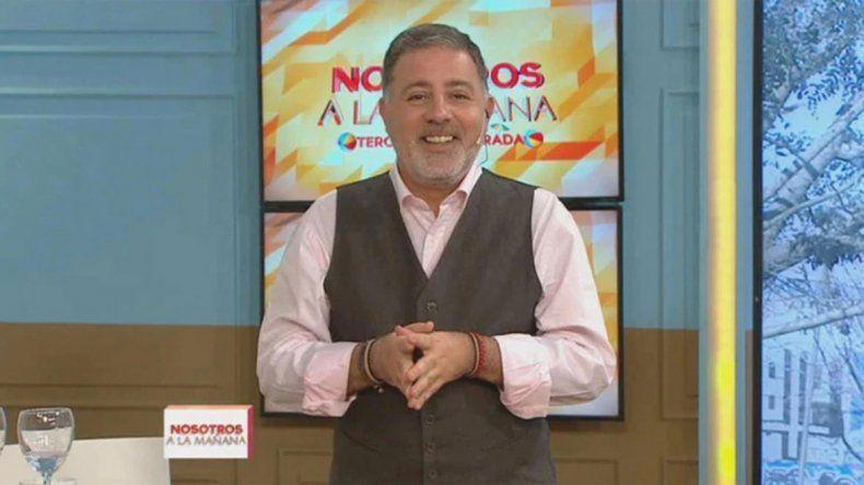 Fabián Doman, el reemplazo de Del Moro como conductor de Intratables