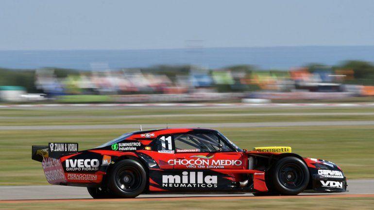 Urcera rompió el récord de la pista y se quedó con la pole