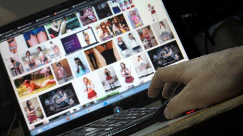 Neuquino distribuía pornografía infantil a red internacional