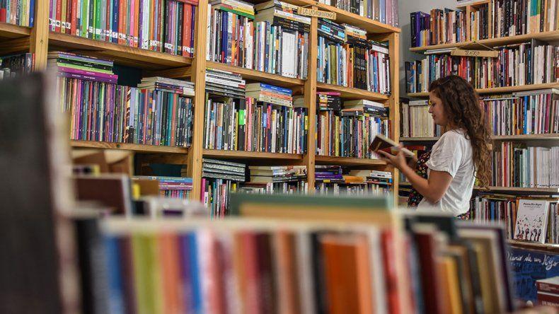 Por la suba de los precios, se redujo la venta de libros