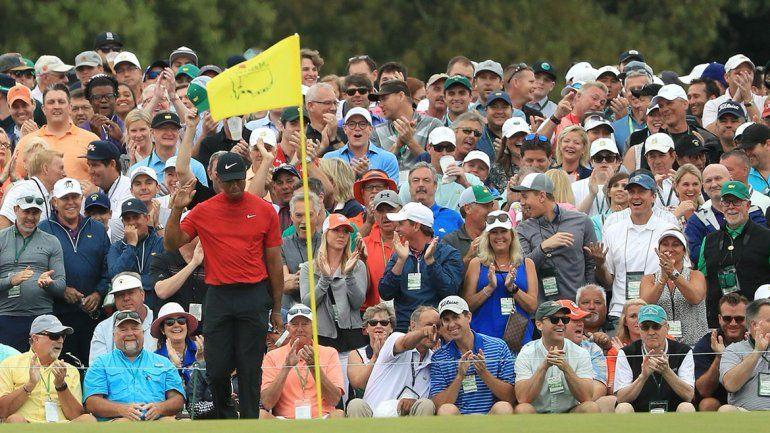 ¡Histórico! Tiger Woods ganó en Augusta y conquistó un Major tras 11 años