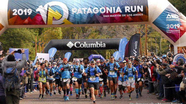 Más de 4 mil atletas del país y el mundo participaron en el Patagonia Run