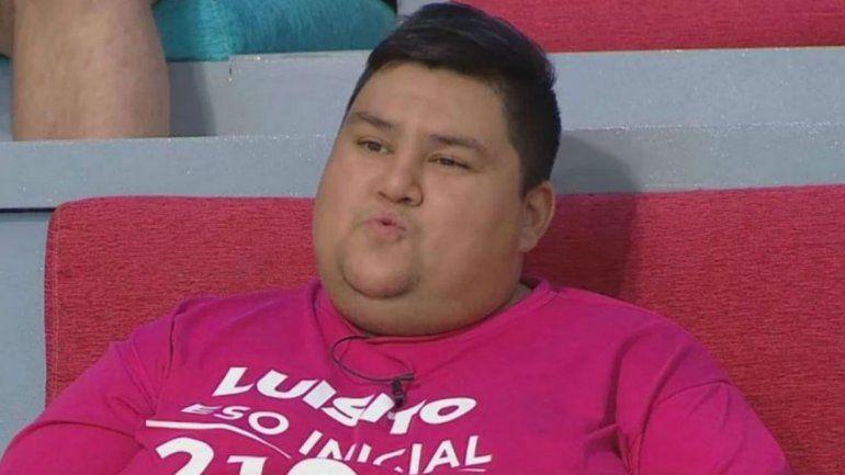 Piden ayuda para ex participante de Cuestión de peso